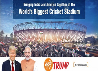 'Kem Cho Trump' To 'Namaste Trump' at Ahmedabad's Motera Stadium