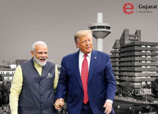 'Namaste Trump': Gujarat Congress Warns of Protest at Motera Stadium During Trump Visit