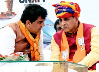 Gujarat BJP MLA Ketan Inamdar Writes Letter to CM Rupani, Pleading For Work