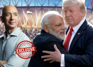 #NamsteTrump  At What Cost Modi Govt Convinced Potus: Inside Story