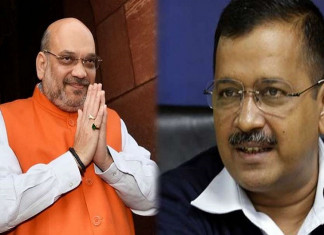 All Possible Steps Will Be Taken to Restore Peace, Says CM Kejriwal After meeting Amit Shah