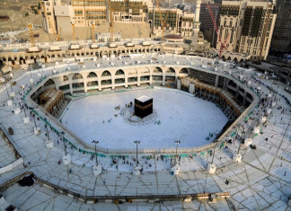 Saudi officials ban pilgrimages to Mecca over coronavirus, confirmed cases close to one lakh globally