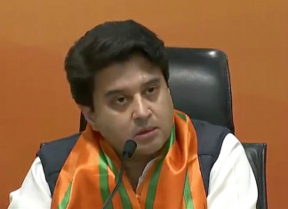 Forgery case against 'BJP' leader Jyotiraditya Scindia closed