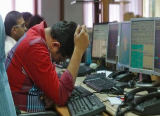 Bloodbath on D-Street: Trading halted for 45 minutes as Sensex, Nifty tanks