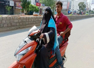 Mother travels 1,400-km on scooter amid lockdown to bring back stranded son
