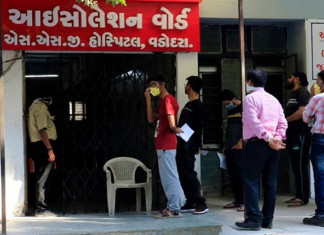 Gujarat reports 517 COVID-19 cases, 33 deaths in last 24 hours