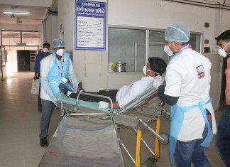 398 new cases, 30 deaths take Guj Covid19 total to 12,539, fatality at 749