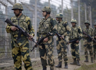 BSF disposes off Pakistani intruder's body