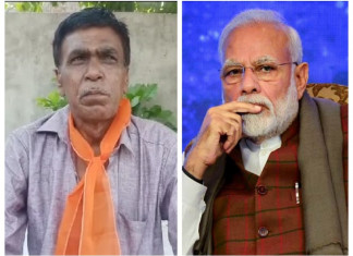 BJP worker in Ahmedabad appeals for food, says have no ration at home anymore