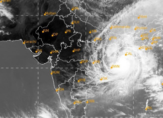 Cyclone Amphan: Around 4.5 lakh people evacuated in Bengal, Odisha