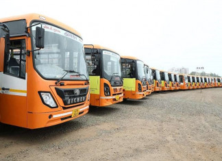 On Day 1 of state transport service, over 23k passengers board the bus
