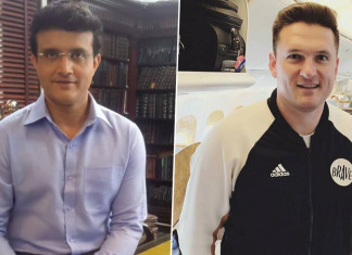 Graeme Smith wants Sourav Ganguly as next ICC president