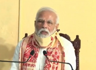 Cyclone Amphan: PM Modi visits Bengal, offers Rs 1,000 cr immediate assistance