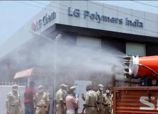 Andhra HC asks state to seize premises of LG Polymers