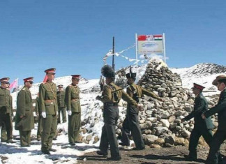 MEA says Chinese troops again involved in provocative action