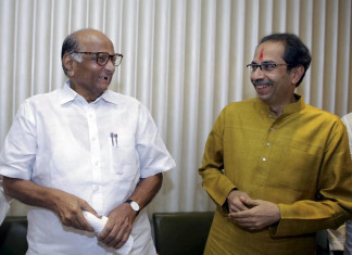 Amid signs of discord, Uddhav Thackeray meets alliance partners