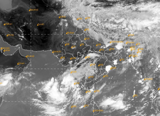 Severe cyclone 'Nisarga' to cross north Maharashtra & south Gujarat coast on June 3