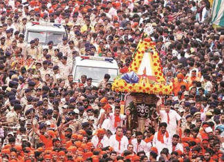 Jagannath Temple to have just 3 chariots for 'trimmed' Rathyatra on June 23