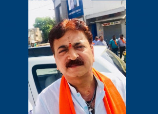 Another BJP MLA from the city tests positive for COVID-19. Guess who?