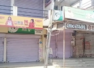 Kevadia downs its shutters in support of bandh, SSNL says land being fenced is its own