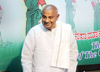 JD(S) patriarch HD Deve Gowda to contest RS polls from Karnataka
