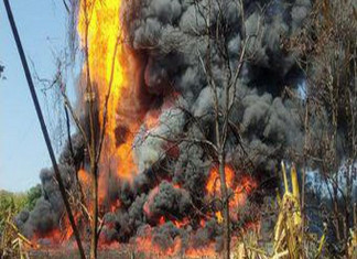 Massive fire at oil well in Assam, over 6,000 evacuated