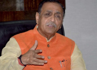 Rupani responds to Guha's tweet about Gujarat's culture, says both Bengal and Gujarat are great