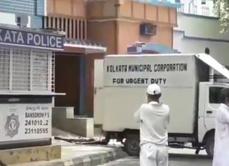 Bengal: Video of decomposed bodies being loaded into van in Kolkata rakes controversy