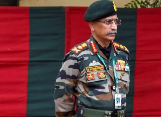 """Army Chief says situation along LAC """"slightly tense"""""""