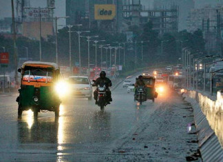 Rainfall, cloudy sky to continue in Gujarat