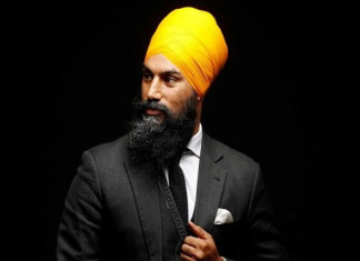 Canadian politician Jagmeet Singh removed from house for calling another MP a racist