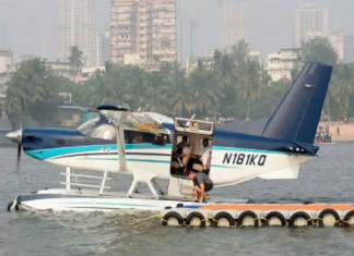 Seaplane operations at Sabarmati, Statue of Unity likely to begin from Oct