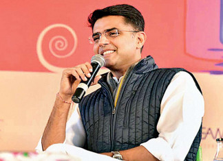 Sachin Pilot in Delhi to raise his grievances before committee