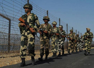 Pakistan again violates ceasefire, targets forward posts & villages