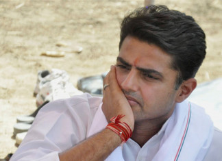 Sachin Pilot receives warm welcome in Ashok Gehlot's home turf