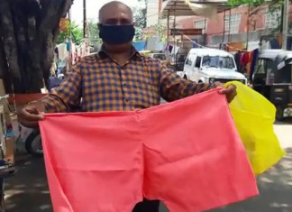 Man in Bhopal takes tailor to cops for stitching short underwear