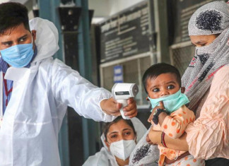 12,881 fresh COVID-19 cases, 94.22 lakh people vaccinated so far
