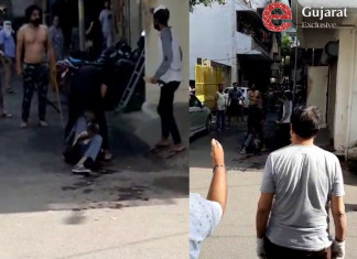 SMC worker attacked, video goes viral