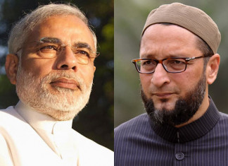 Owaisi opposes PM's visit to Ram temple event