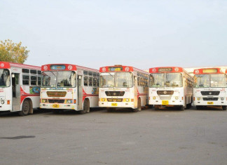 AMTS buses on Rs350 crore ventilator support