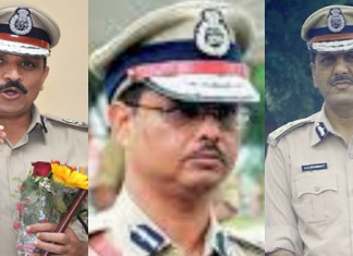 Gujarat government transfers 74 IPS officers