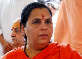 Uma Bharti to stay away from Ram temple event