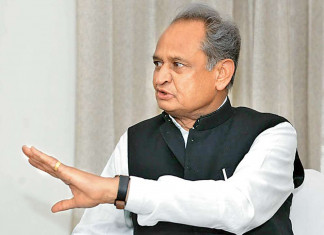 Ashok Gehlot reiterates demand for rail connectivity with Gujarat's Kandla and Mundra