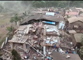 Maharashtra: Several feared trapped after building collapses