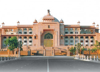 Chaos in Rajasthan Assembly over phone tapping allegations, BJP MLA suspended for a week