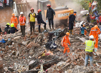Raigad building collapse leaves 13 dead, over 60 rescued