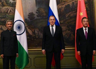 India-China agree on five-point plan to resolve border stand-off