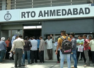 Female official unearths scam by head clerk at Ahmedabad RTO