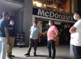 Ahmedabad: Shops to down shutters by 10 pm in 27 areas