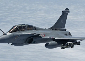 Second batch of Rafale jets arrived at Jamnagar airbase from France